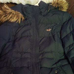 Juniors Hollister jacket